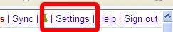 السكرتير المجاني من جوجل Gmailsms2